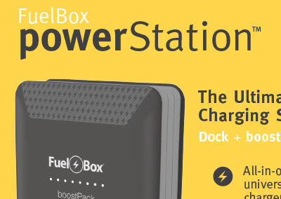 FuelBox PowerStation Packaging Wrap