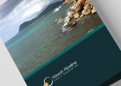 Kendrick Consulting LLC Hawaii Pipeline Logo and Brochure