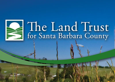 The Land Trust for Santa Barbara County Signage