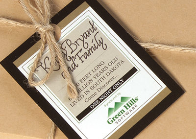 Green Hills Software Event Invitation, Signage, and Webpages