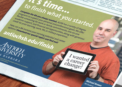 AUSB Adult Learner Campaign