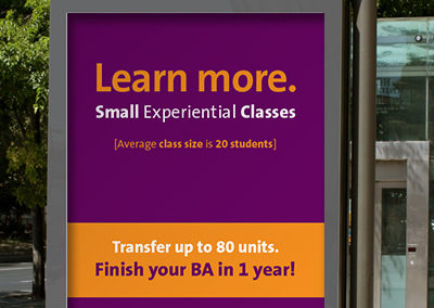 AUSB Learn More Campaign