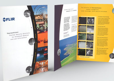 FLIR Brochure and Inserts
