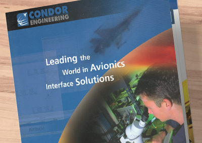 Condor Engineering Brochure and Inserts